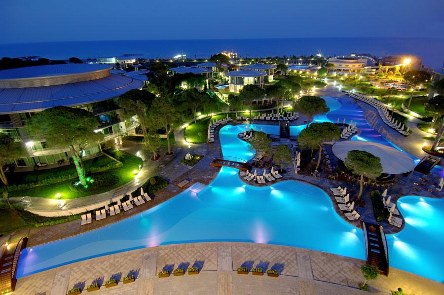 Antalya golf antalya golf golf in turkey belek golf for Best all inclusive resorts world