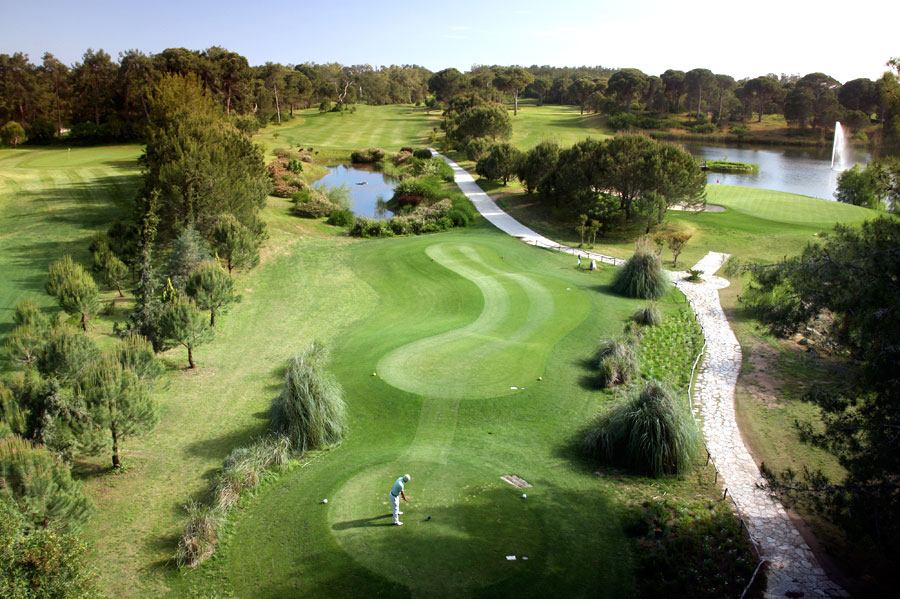 Natıonal Golf Club Championship Course